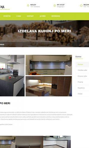 Stajl.si-Kuhinje